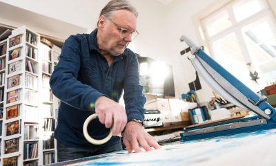 Karl-Heinz Vogl – Ich weiß nicht was kommt. Für mich ist auch das Undenkbare denkbar.